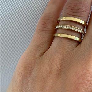 Michael Kors Tri Stack Ring